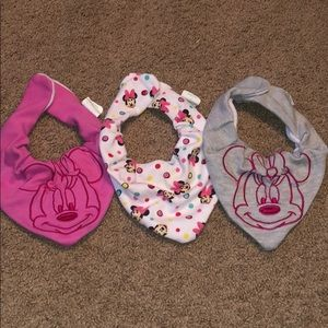 Disney baby bandana bibs (3)